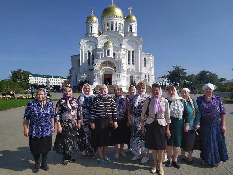Поездка в Троицкий собор